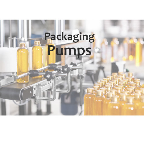 Packaging - Pumps