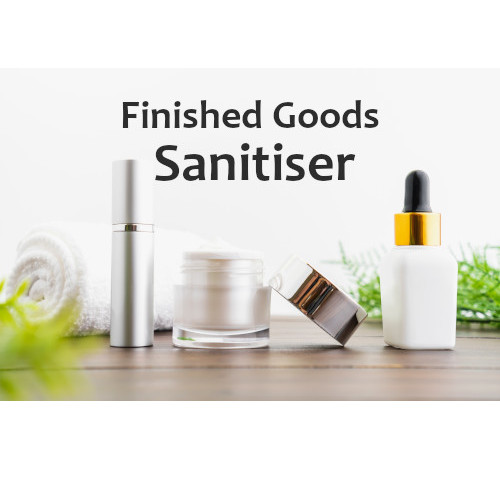Finished Goods - Sanitiser