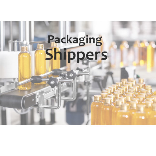 Packaging - Shippers
